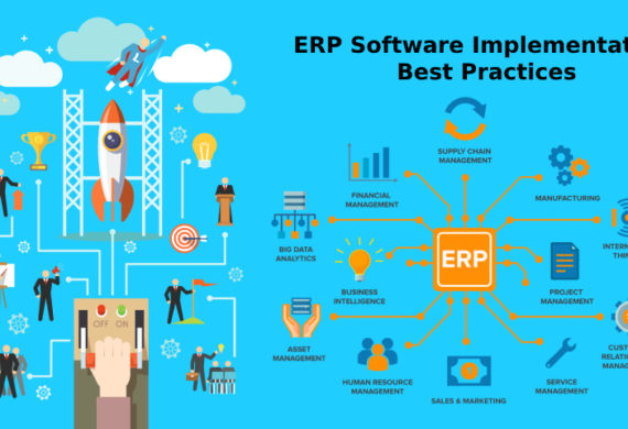 ERP Software Implementation Best Practices